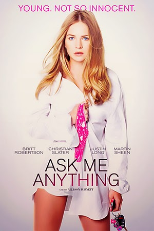 Ask Me Anything 2014 poster