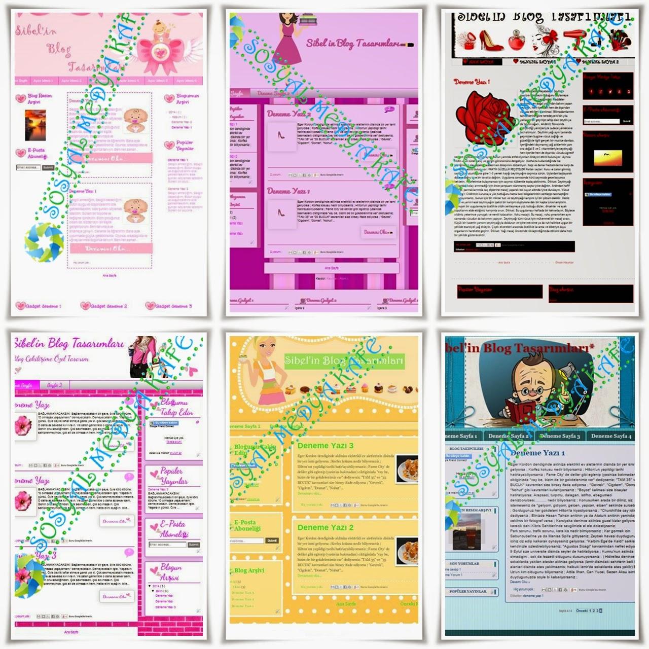 blogger tema tasarım cekilisi 1