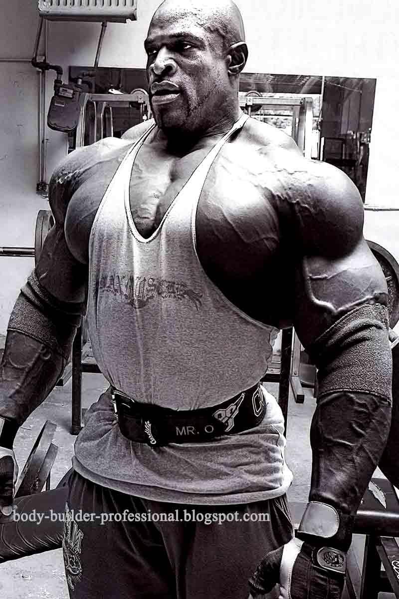 Bodybuilder Ronnie Coleman s Workout Program and Diet Plan