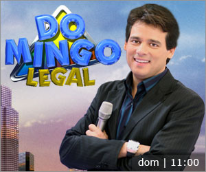 Domingo Legal com Celso Portiolli