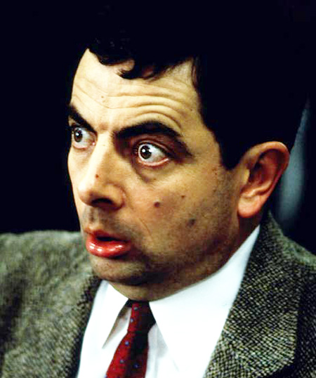 Funny Meme Download : My first rowan atkinson mr bean