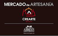 Del 18 a 21 de abril de 2012 en el Mercado Crearte del Centro Comercial Plaza de Armas de Sevilla