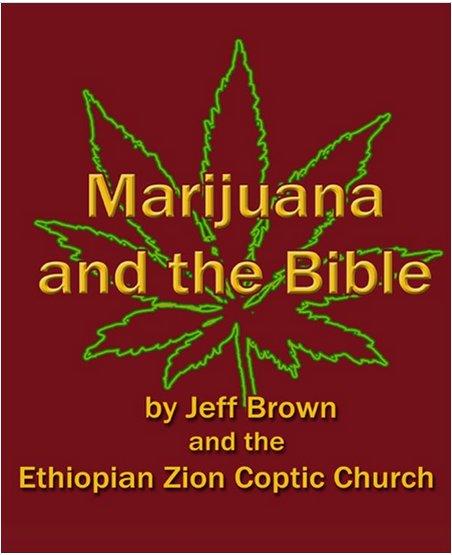marijuana y la biblia