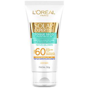 protetor Solar Expertise Facial Toque Seco FPS-60