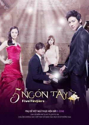 5 Ngón Tay VIETSUB - Five Fingers (2012) VIETSUB - (30/30)