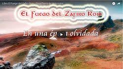 Booktrailer EL FUEGO DEL ZAFIRO ROJO
