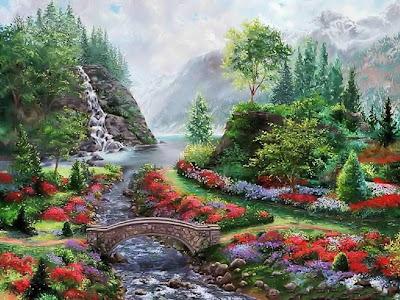 Koleksi Gambar Pegunungan Paling Keren