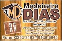 Apoio Cultural - Madeireira Dias
