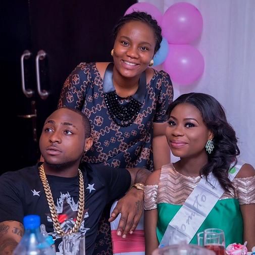 Here's Unveiling Nigeria's Star Musician, Davido's Baby Mama chiomaandy.com