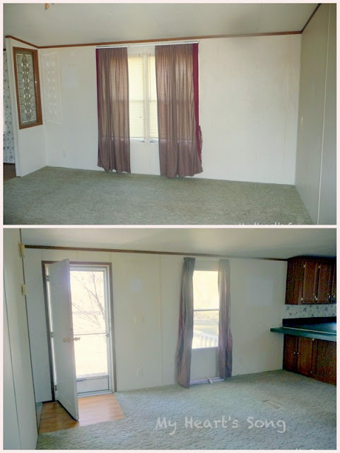 Mobile home remodels before and after joy studio design for Mobile home remodel before and after