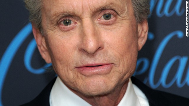 Michael Douglas Survived Cancer