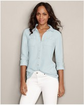 Softest Tencel Boyfriend Shirt