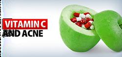 vitamin c merawat jerawat