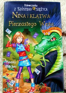 Nina i Klątwa Pierzastego Węża.