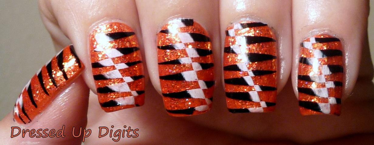 Dressed Up Digits: Orange you glad it\'s Monday?