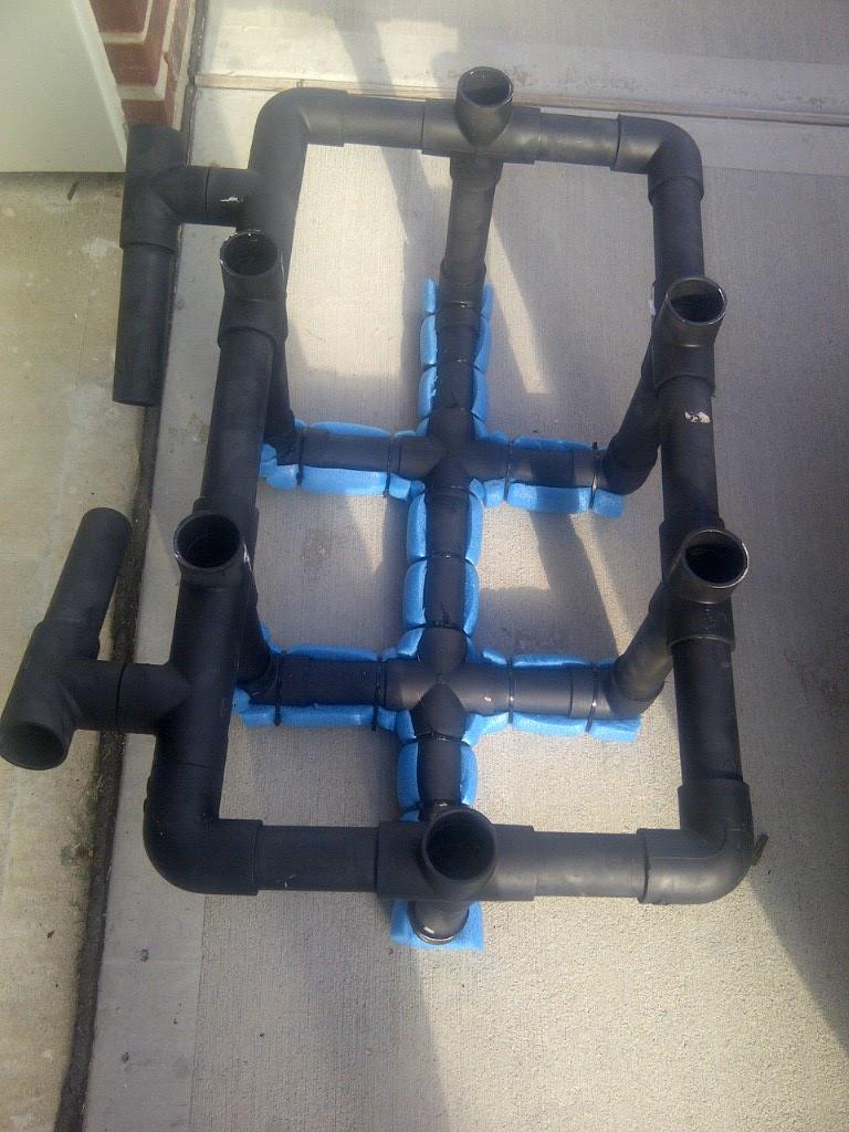 nick 39 s fishing blog how to jet ski build a pvc cooler rack. Black Bedroom Furniture Sets. Home Design Ideas