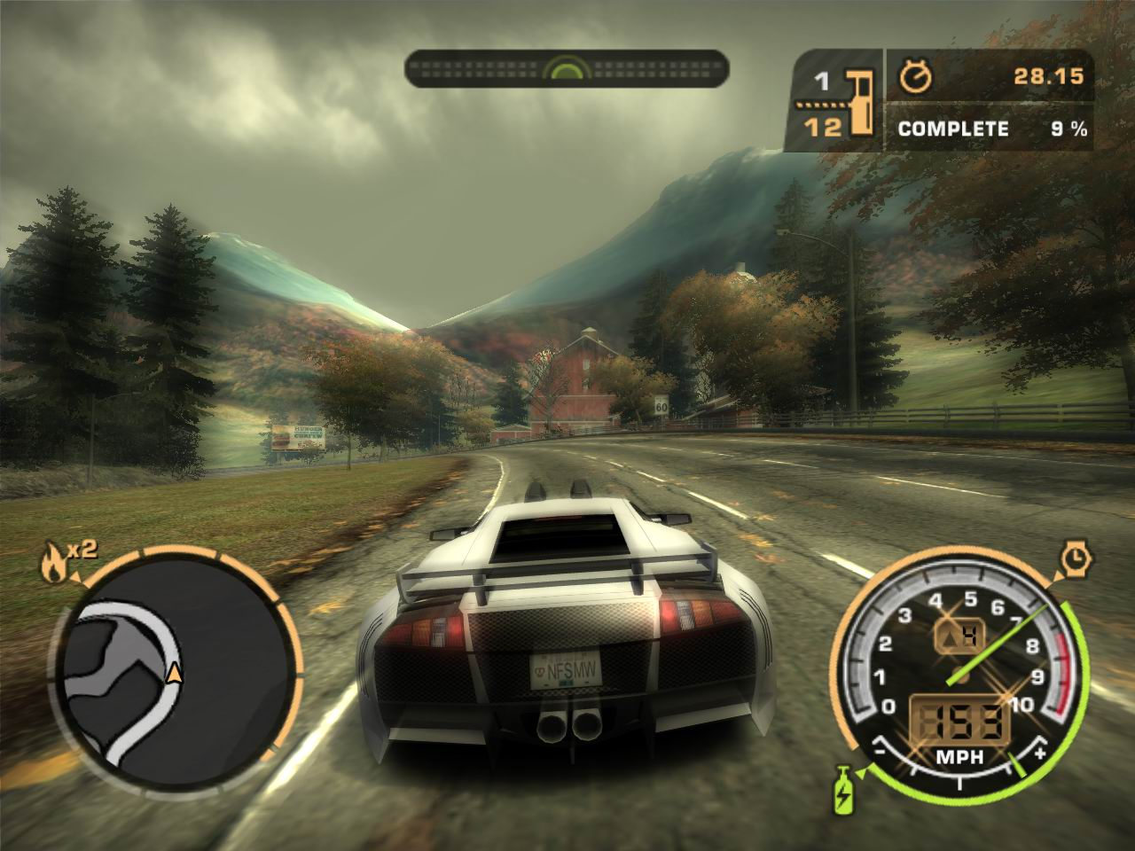 Games Mania Need For Speed Most Wanted