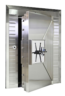 bank vault security systems