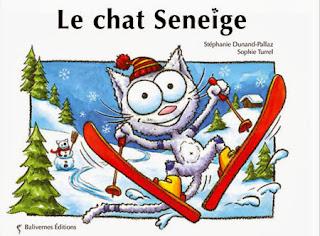 Le chat Seneige - Stéphanie Dunand-Pallaz & Sophie Turrel