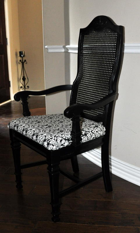 Vintage Dining Chairs Makeover