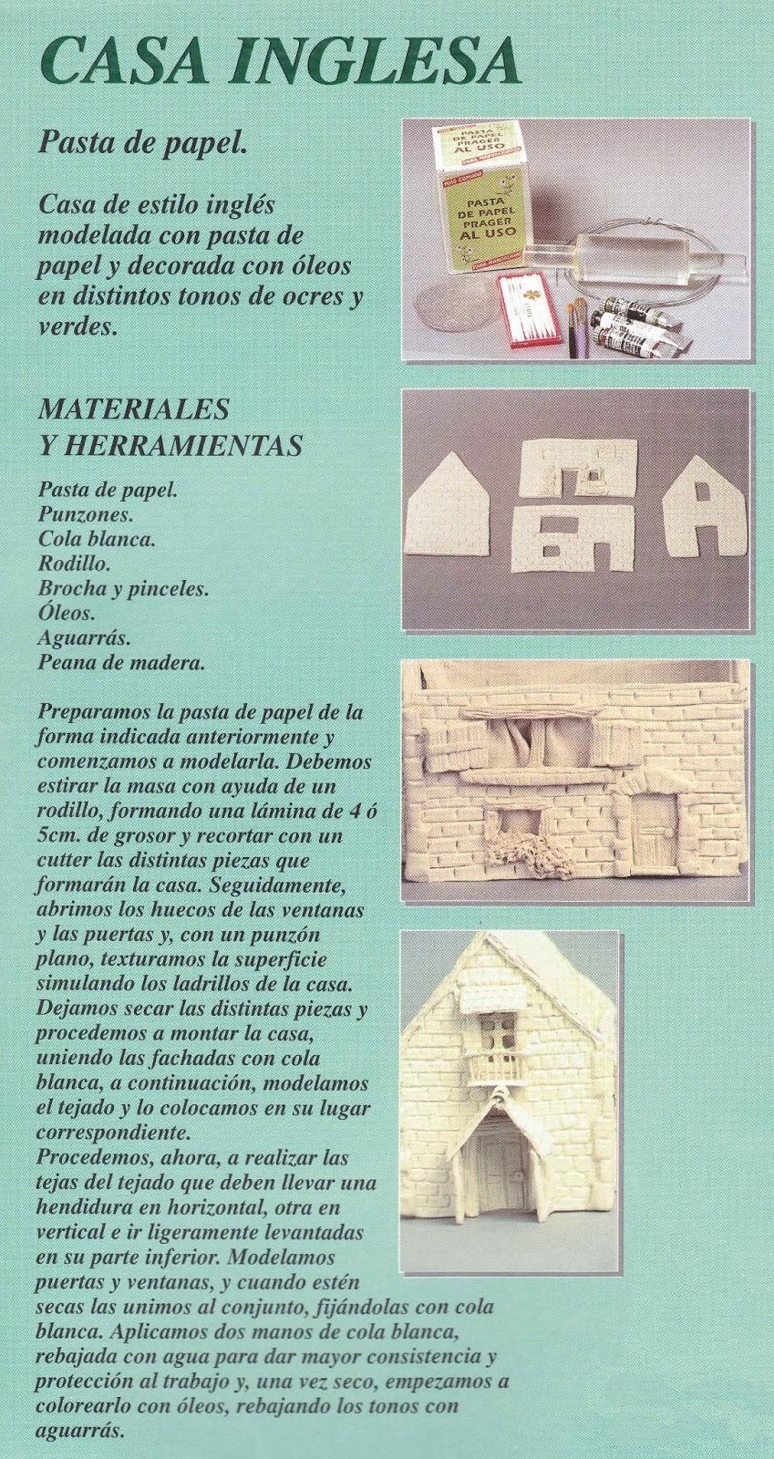 Cortinas De Baño Utilisima:Utilisima manualidades: casa inglesa