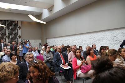 PRESENTACIÓN LIBRO RECETAS APARA UN MUNDO MEJOR. BLOG ESTEBAN CAPDEVILA