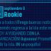 Nuevo mensaje: Rookie