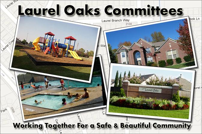 Laurel Oaks Committees