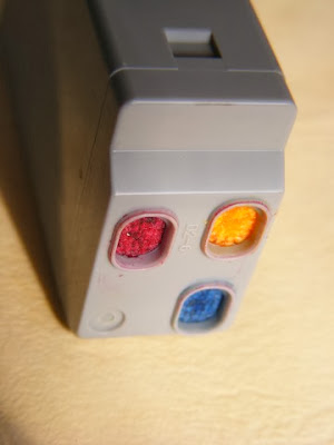 Tricolor Ink Cartridge Canon By Public Domain Photos