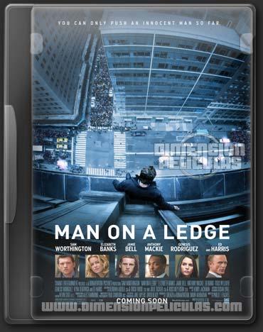 Man On A Ledge (DVDRip Español Latino) (2012)