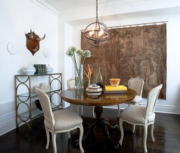 sal n comedor deco ambrosia. Black Bedroom Furniture Sets. Home Design Ideas