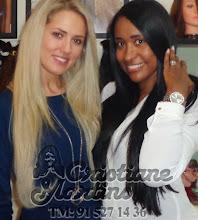Vanessa Martins e Cristiane Martins