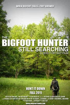 Bigfoot Hunter Still Searching