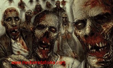 pengertian zombie dan cara membuatnya