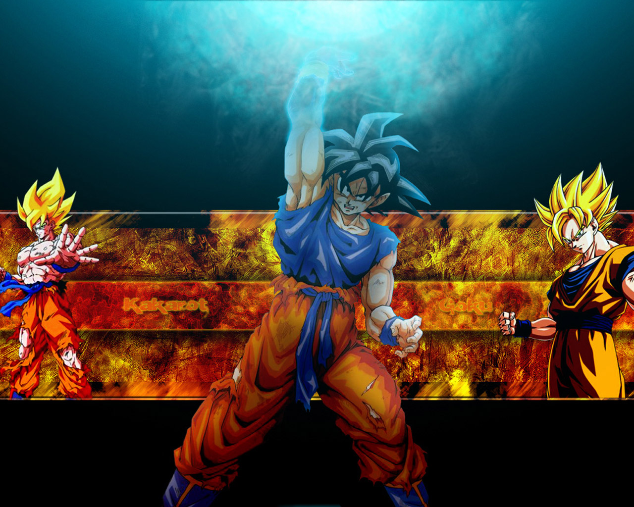Dragon Ball HD & Widescreen Wallpaper 0.382823155532135