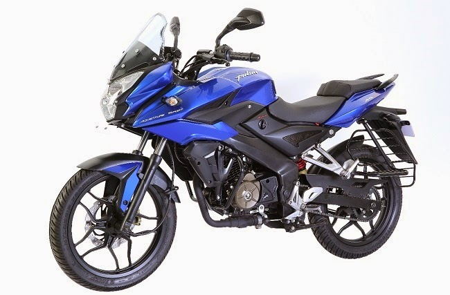 Bajaj Launched Its New Sporty Bike Pulsar AS150