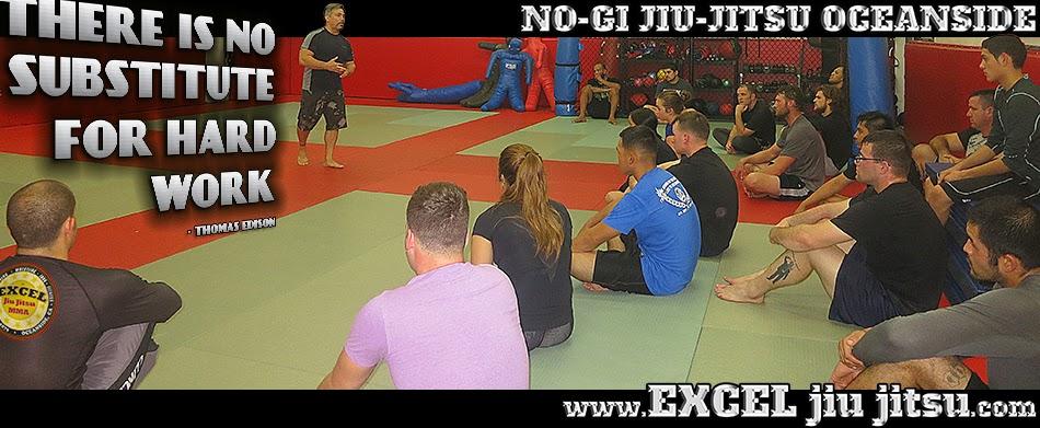 Martial Arts, No-Gi Jiu-Jitsu Oceanside training for men, women and kids