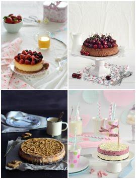 Recetas de cheesecakes