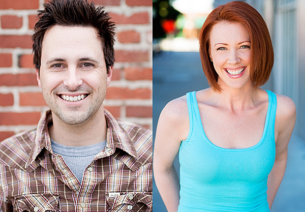 Jeremy Hoenicke - Melissa O'Keefe - Cast Images Actors