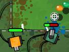 Geliştirmeli Tank Oyunu