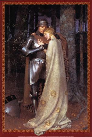 king arthur chivalry essay