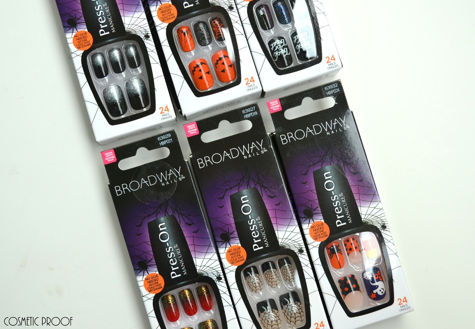 Cosmetic Proof : October 2015 | Vancouver beauty, nail art and ...