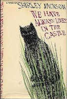 image of the book cover jacket for WE HAVE ALWAYS LIVED IN THE CASTLE.