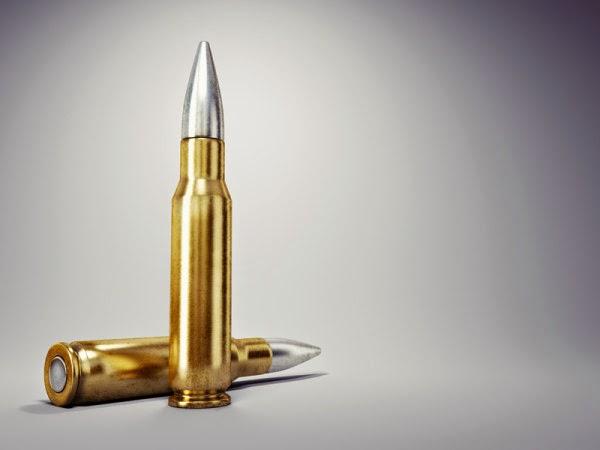صورة عالية الجودة لصلقة رصاص عالية الدقة
