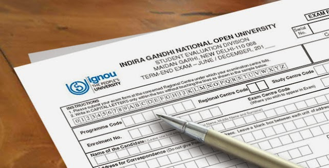 IGNOU Online Admission Process