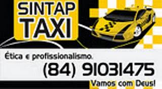 Sintap Taxi - Ética e Profissionalismo