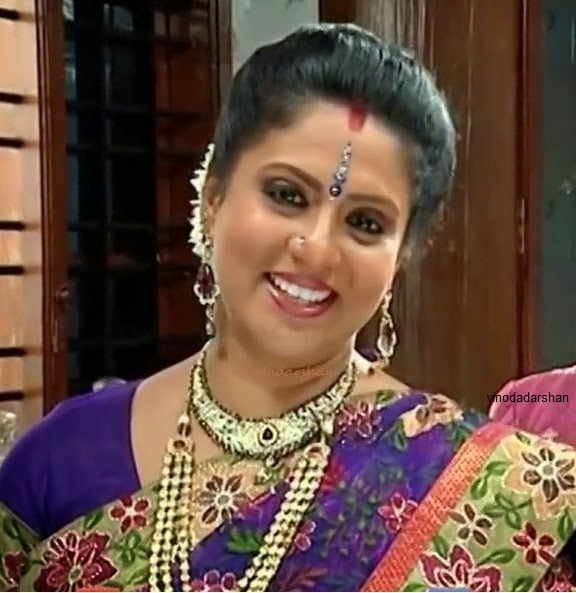 Actress Roopa Sree | Malayalam Serial Actress Chandanamazha Serial