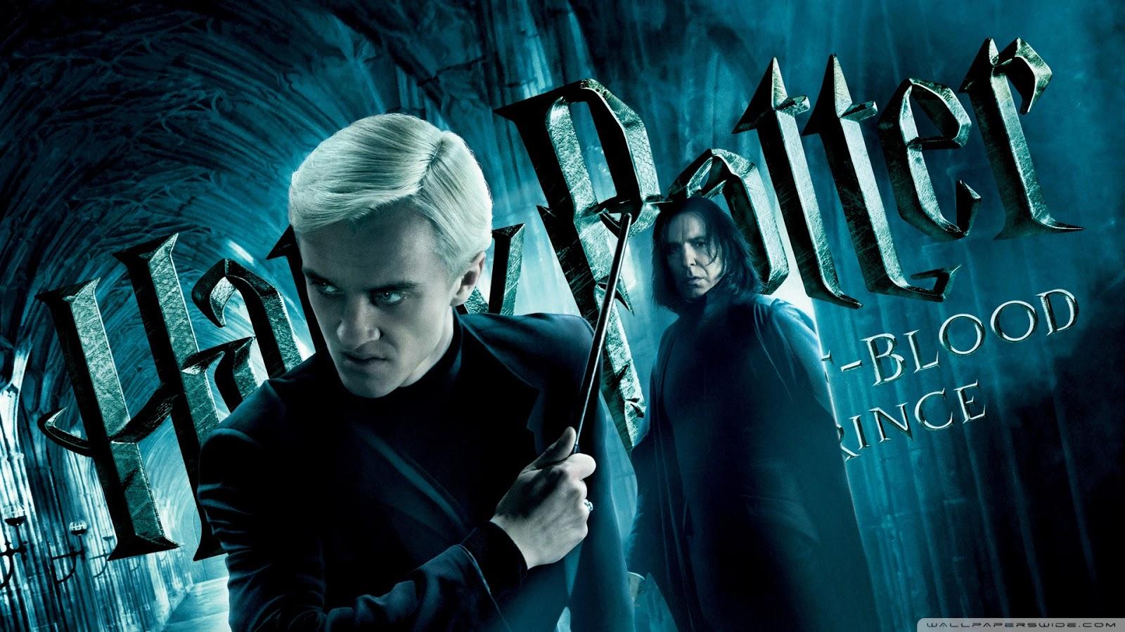 Harry Potter Half Blood Prince Poster HD Still