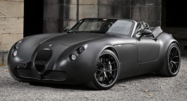Special Cars/SchwabenFolia's Weismann Roadster MF5 V10 Black Bat ...