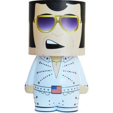 Lámpara USB Elvis Presley